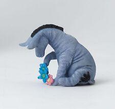 Disney Classic Pooh - Eeyore (Sitting) Figurine NEW in Gift Box - 26045