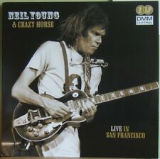 LP - Neil Young & Crazy Horse ‎– Live In San Francisco 1978 (NM/NM)