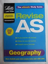 Revise AS Geography by Letts Educational
