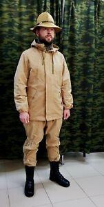 Gorka 1 Legendary costume of Soviet special forces  during the Afghan war.