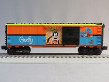 LIONEL DISNEY MICKEY MOUSE & FRIENDS GOOFY BOXCAR O GAUGE box car 6-83979 B NEW