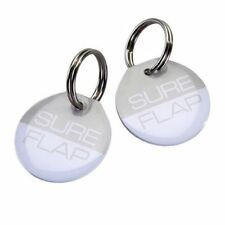 Necklace Badge Tag Identification for Cat Medallion RFID Collar Tags SureFlap