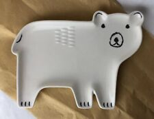 Shaped Dish Boris Bear Now Designs