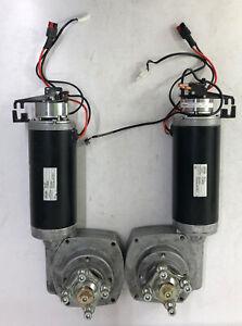PAIR Right & Left Motors for Permobil C350 Power Wheelchair 1827170 - 1827171