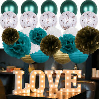 Letter Lights Plastic Letters Birthday Wedding Party Decoration Balloon for Girl