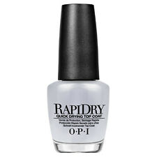 Opi RAPID DRY Quick Drying Top Coat 15ml ~ UNBOXED ~