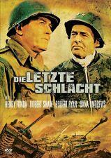 DVD * Die letzte Schlacht * NEU OVP * Henry Fonda