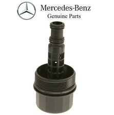 For Mercedes W164 W203 E550 Eng Oil Filter Housing Cap Genuine 272 180 00 38