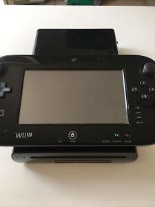 Console Nintendo Wii U Noire 32Go LOOSE