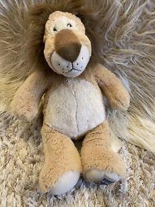 """Official Build A Bear Teddy ENGLAND FA FOOTBALL CREST 2009 LION Soft Toy 17"""""""