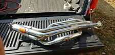 351c Hooker Compition Chrome Headers Ford Truck or Bronco