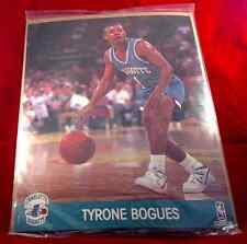"1990-91 Hoops Action Photos - 8x10 Factory Sealed - ""Muggsy"" Bogues"