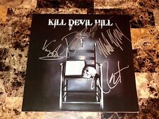 Kill Devil Hill Signed Vinyl LP CD Rex Brown Pantera Vinnie Appice Black Sabbath