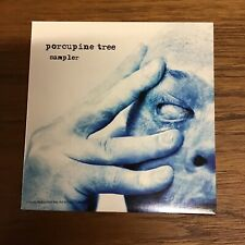 PORCUPINE TREE Sampler 6 TRACKS + VIDEO LAVA 2002 PROMO CD C8