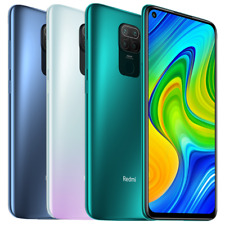 "Xiaomi Redmi Note 9 4GB 128G 6,53"" Smartphone Versione Globale Spina Europea"