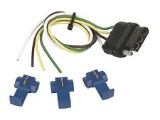 Trailer Connector Kit-4-Wire Flat Vehicle End Connector Hopkins 48005