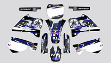 CYCLE TECH YAMAHA YZ 125-250 1996-2001 DECAL STICKER GRAPHIC KIT
