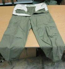 M NOS 70s mint US army OD cotton sateen M1951 field trousers size Medium Reg