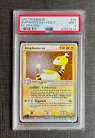 Pokemon PSA 9 Ampharos Ex Holo Ex Dragon #89/97 Mint