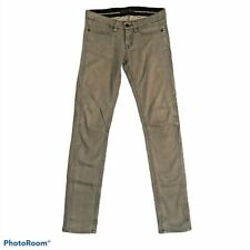 Ben Sherman Womens Jeans 25/34 Grey Low Rise Skinny  Siouxsie Gray
