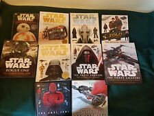 More details for star wars visual dictionary collection