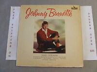 JOHNNY BURNETTE SELF TITLED LP MONO LRP3183 ROCKABILLY