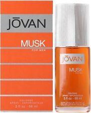 Jovan Musk EDC Men Cologne Spray 88ml Vaporisateur