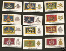 Incomplete Sets Military/War Collectable Player's Cigarette Cards