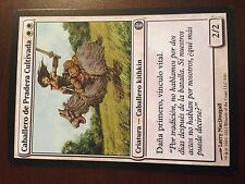 Magic the Gathering KNIGHT OF MEADOWGRAIN Duel Deck Knights vs. Dragons SPANISH