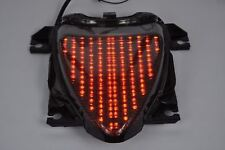 Sequential Brake Tail Light LED Smoke with Turn Signal For SUZUKI 2006-13 M109/R