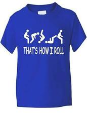 T-shirt bleu pour fille de 5 à 6 ans