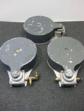 Barry High Load Pneumatic Vibration Isolators x3 (Holography, Interferometry)