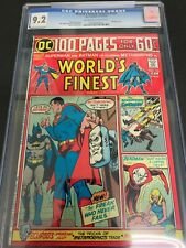 WORLD'S FINEST COMICS #226 * CGC 9.2 * (DC, 1974) CARDY COVER!!  100 PAGE GIANT!