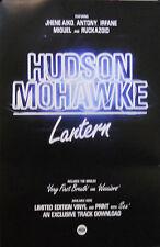 HUDSON MOHAWKE, LANTERN POSTER (A4)
