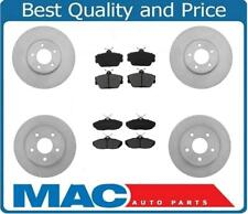 1993-1995  Lincoln Mark VIII  Front & Rear (4) Rotors & Pads