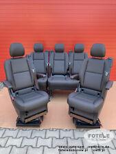Mercedes V-class Vito Trafic Spaceclass Vivaro Tourer rear bench single seat