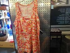 A.N.A new approach petite PXL womens shirt razor back tank top NWT
