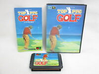 TOP PRO GOLF Ref/ccc Mega Drive Sega md