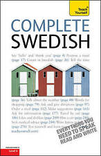 Complete Swedish Beginner to Intermediate Book and Audio Course: Learn to...