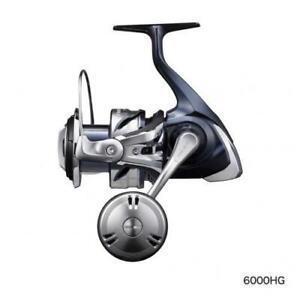 Shimano 21 TWIN POWER SW 6000HG Spinning Reel