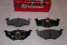 Brembo front brake disc pads - Seat Ibiza / Volkswagen Golf, Cordoba - 078301.44