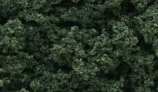 Clump Foliage-Dark Green By Woodland Scenics-3 Quarts-Great Ground Cover!