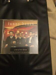 Various - Funny Bones,Film Soundtrack - Various CD,Peter Chelsom Film