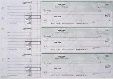 Manual checks business 300 Green