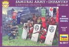 Zvezda 1/72 Samouraï Armée Infanterie # 8017
