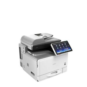 RICOH MP C306 FULL COLOUR NETWORK ALL-IN-ONE LASER PRINTER -Excellent Condition