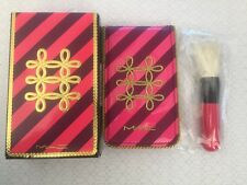 New in BOX MAC cosmetic Nutcracker Sweet small 167SE face blender brush & CASE