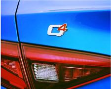 "Genuine Brand New Alfa Romeo Giulia Badge ""Q4"" 50544416"