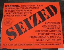 TaxSeizure.com - Aged SEO Keyword Domain Name For Accountants, Lawyers, Auctions