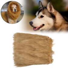 Hoopet Pet traje León melena pelucas o león Para Perro Grande